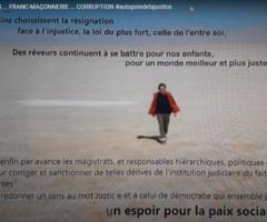 REMERCIEMENTS. corruption, franc-maçonnerie ou ? 29° épisode HORS série de #autopsiedelajustice